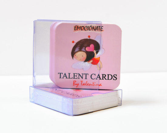 Talent Cards, Emociónate