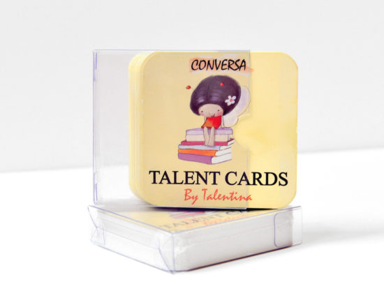 Talent Cards Conversa: el juego que mejora la comunicación en casa