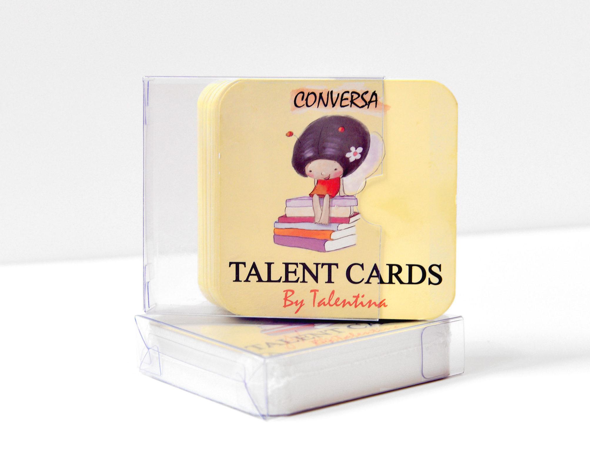 Talent Cards Conversa