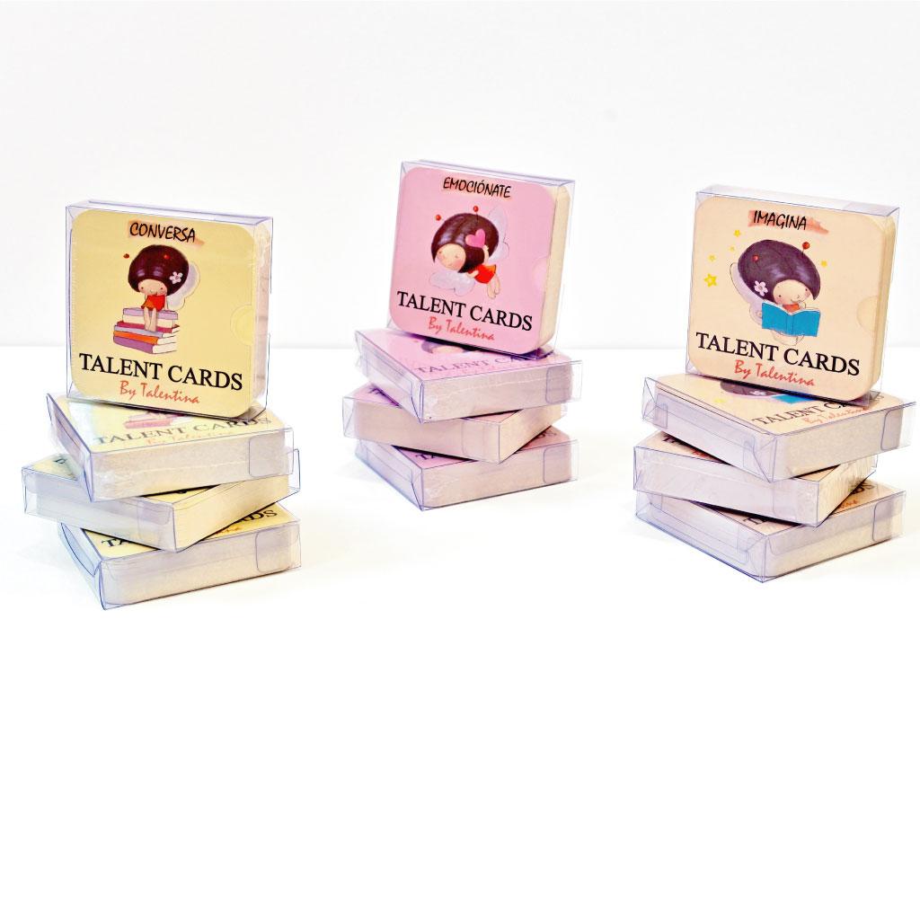 Talent Cards Gama de Producto