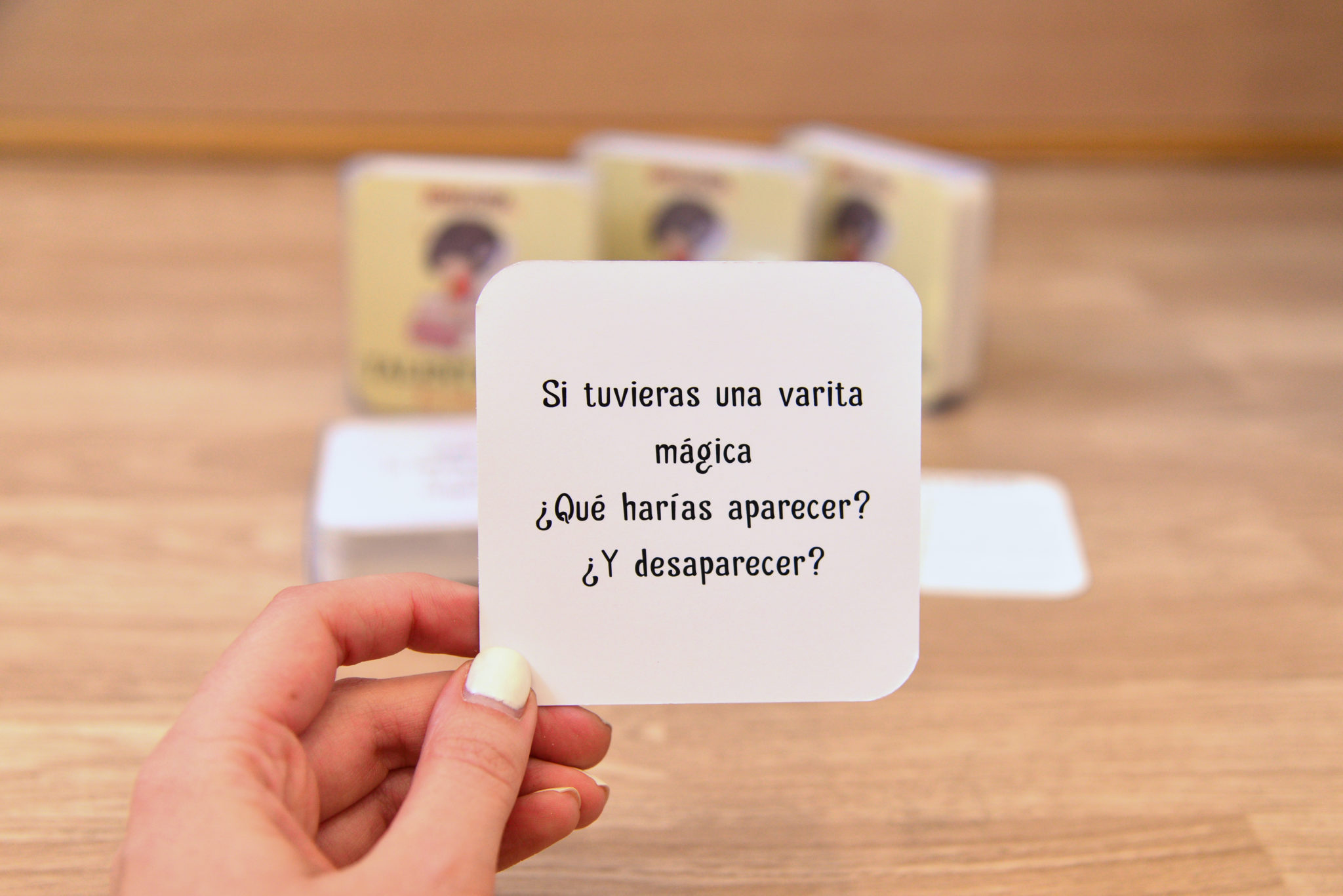 Juego Talent Cards by Talentina
